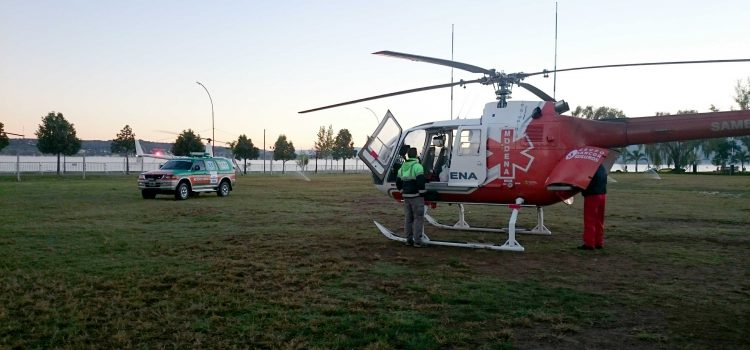 UCB emergencias en el Rally Argentina 2017